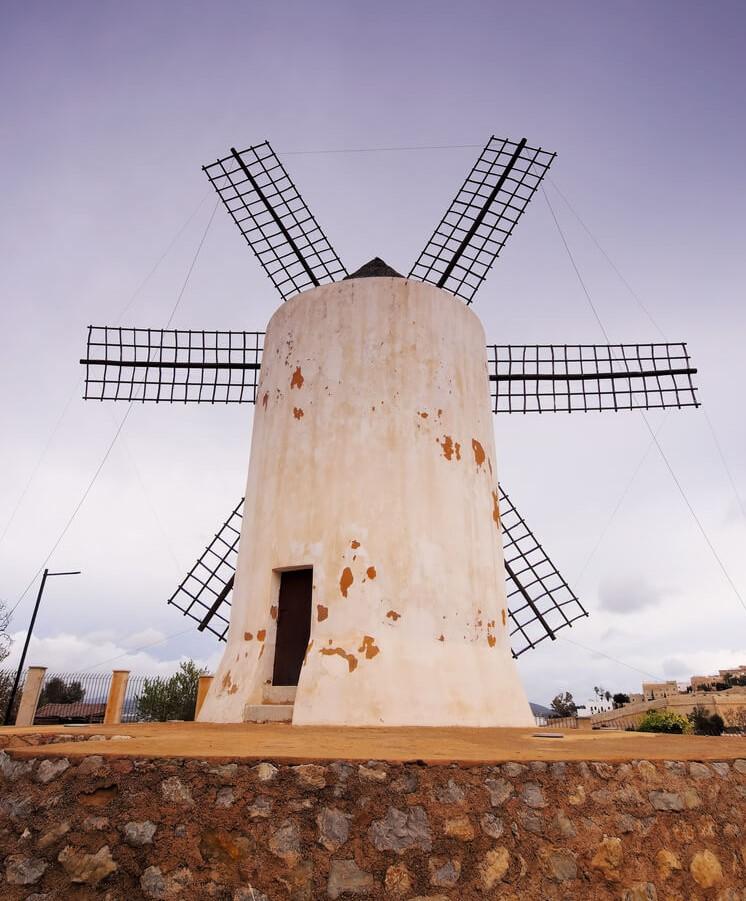 Nekropole von Puig des Molins Ibiza