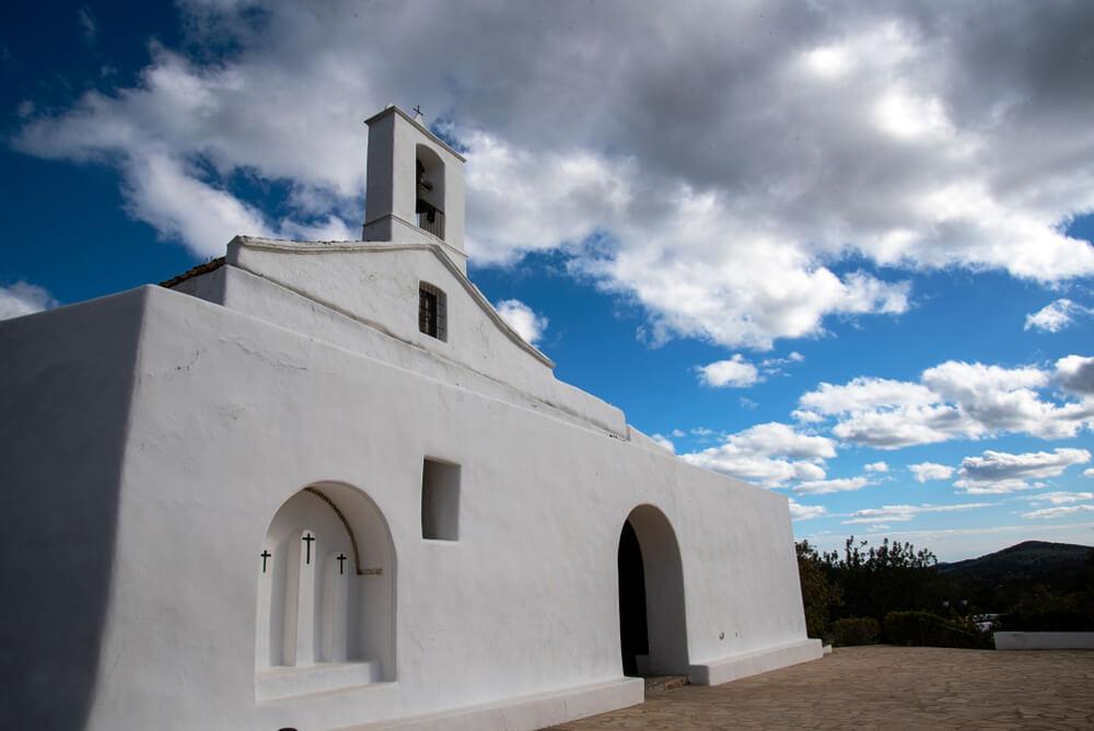 Balafia Ibiza Kirche