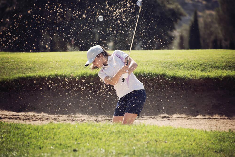 Golf spielen Ibiza