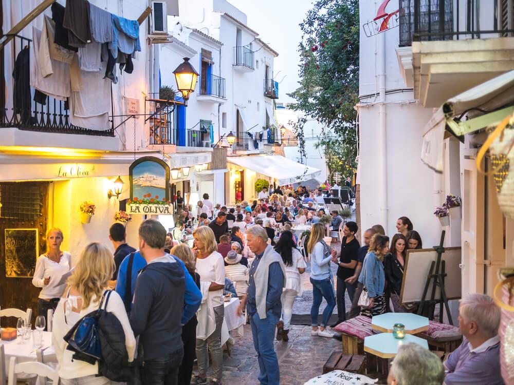 Ibiza Stadt Restaurant