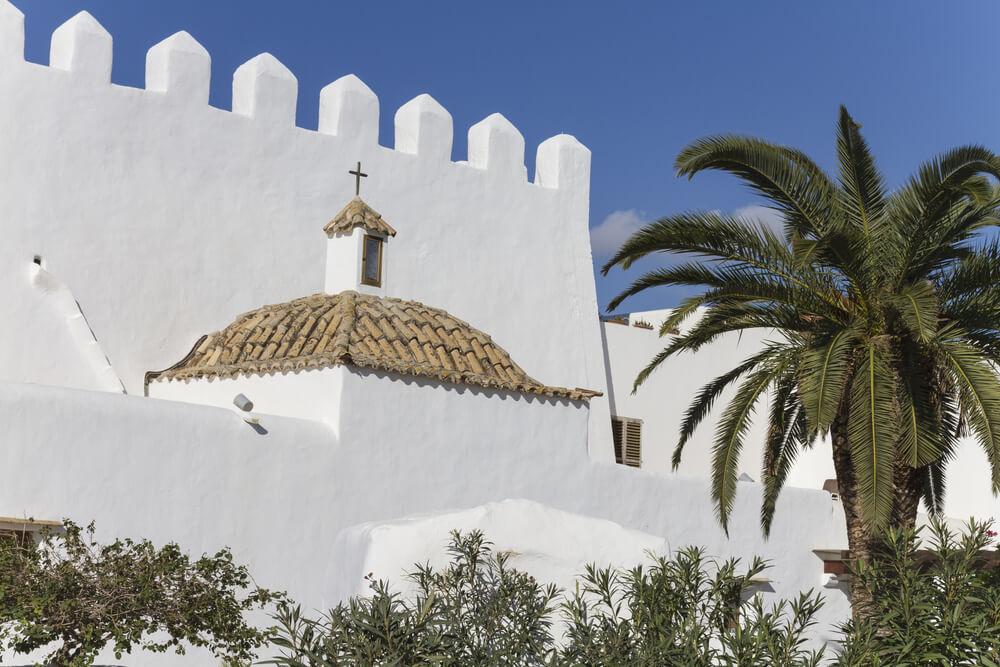 Jesus Ibiza Kirche