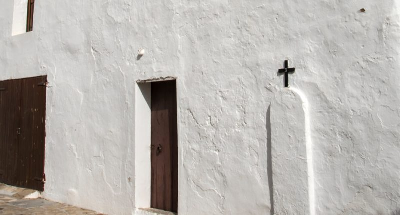 Kirche Jesus Ibiza