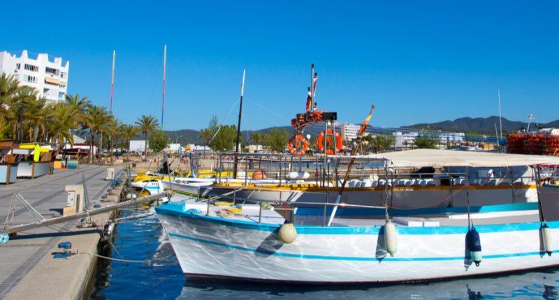 San Antonio Ibiza Hafen