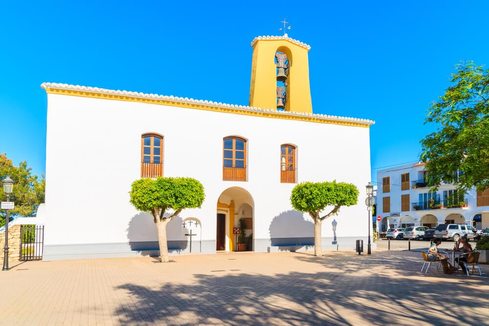 Santa Gertrudis Kirche