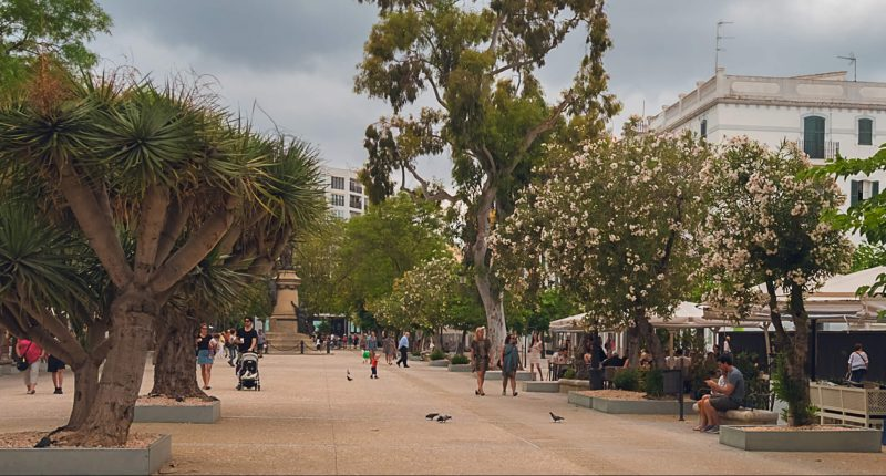 Vara de Rey Straße