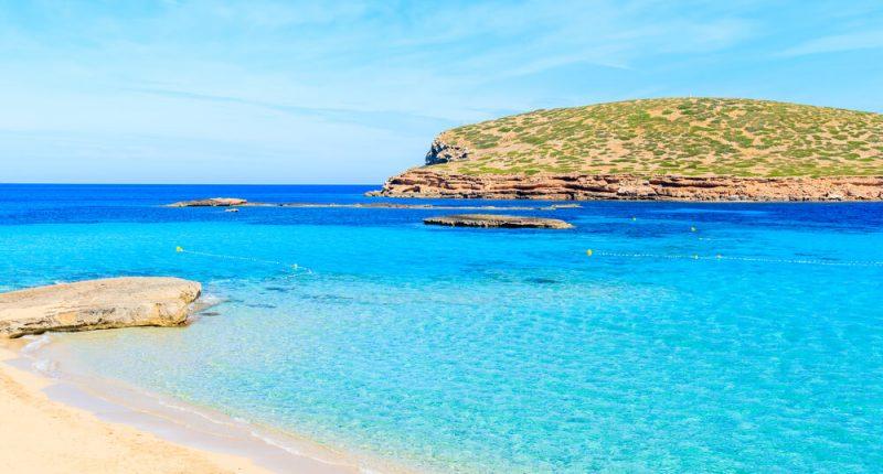 Cala Comte Strand Ibiza
