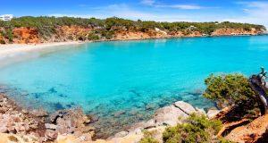 Cala Llenya Strand Ibiza