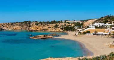 Cala Tarida Strand Ibiza