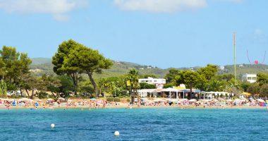Es Canar Strand Ibiza