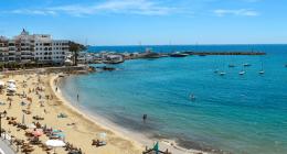 Santa Eulalia Ibiza Strand